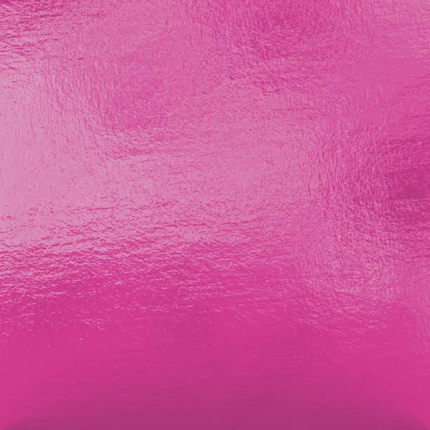 rosa metallic folie - glitter farbige wände stock-fotos und bilder