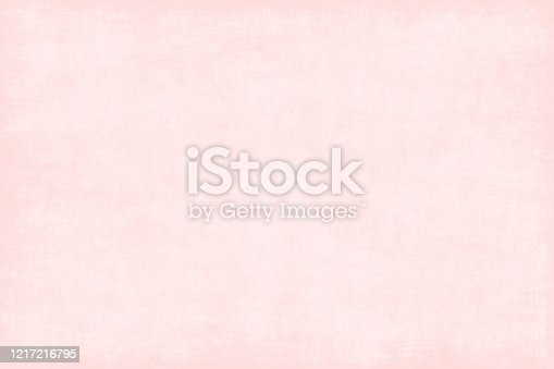 Pink Millennial Cute Old Matte Grunge Faded Adobe Plaster Texture High Key Abstract Cement Concrete Stucco Wall Pretty Pattern Spring Pastel Background Copy Space Design template for presentation, flyer, card, poster, brochure, banner