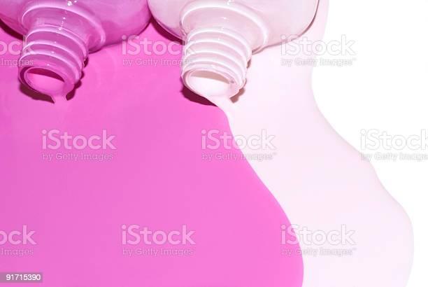 Pink Nail Polish Stock Photo - Download Image Now