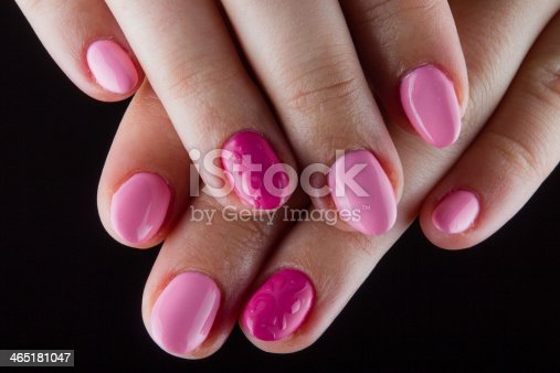 1147741037istockphoto Pink Nails 465181047