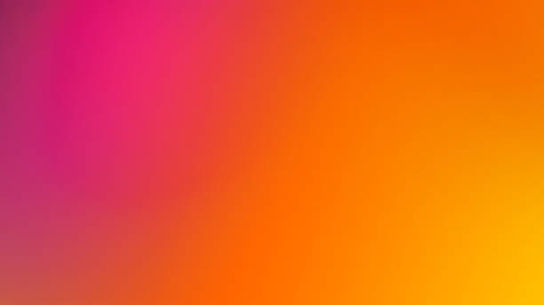 粉紅色、橙色和黃色去聚焦模糊運動抽象背景 - 明亮 個照片及圖片檔