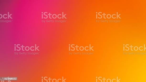 Photo of Pink, Orange and Yellow Defocused Blurred Motion Abstract Background