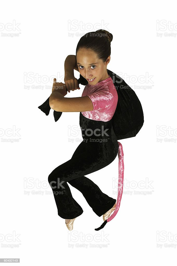 Pink Panther Strikes Again stock photo