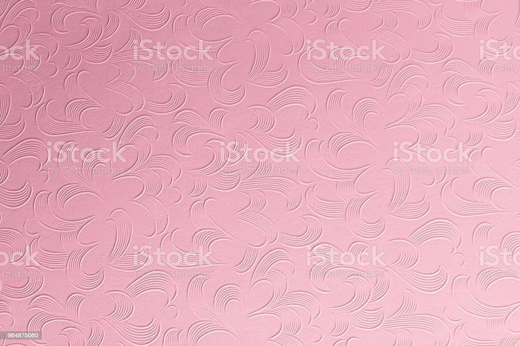 Pink Paper Texture royalty-free stock photo