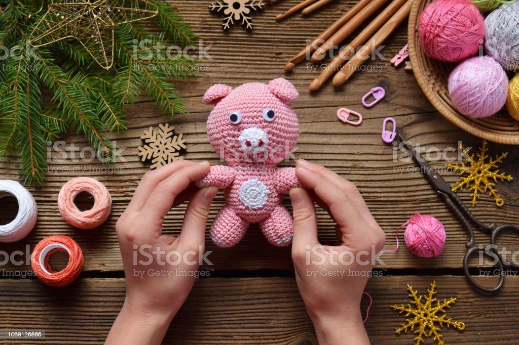 Baby Guinea Pigs - four amigurumi crochet patterns : PlanetJune ...   682x1024