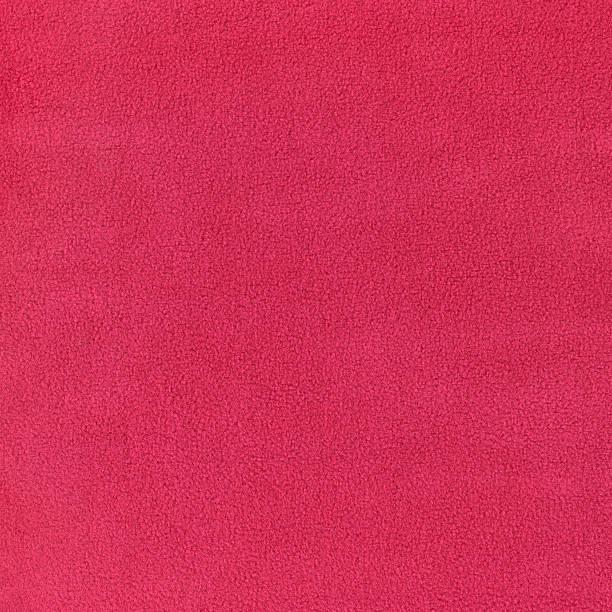 pink polar-fleece - teppich baumwolle stock-fotos und bilder