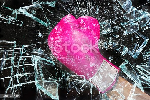 istock Pink Power. 653763712