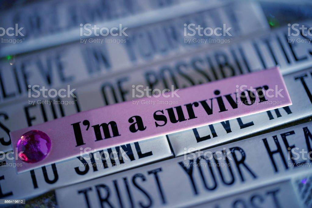 Pink-Ribbon-Krebs-Bewusstsein – Foto