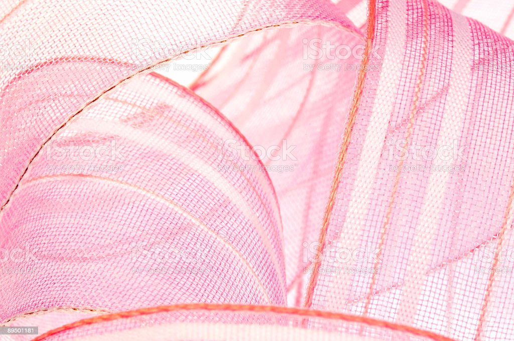Nastro Rosa foto stock royalty-free