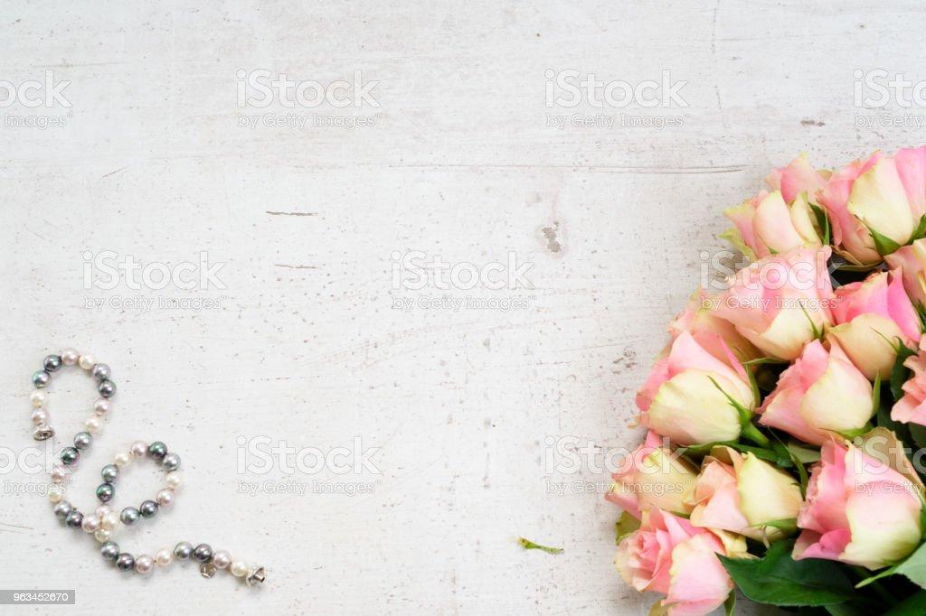 Fleurs rose rose - Photo de Accessoire libre de droits