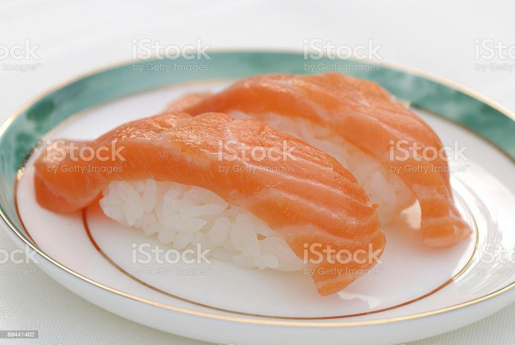 Gorbusza Sushi zbiór zdjęć royalty-free