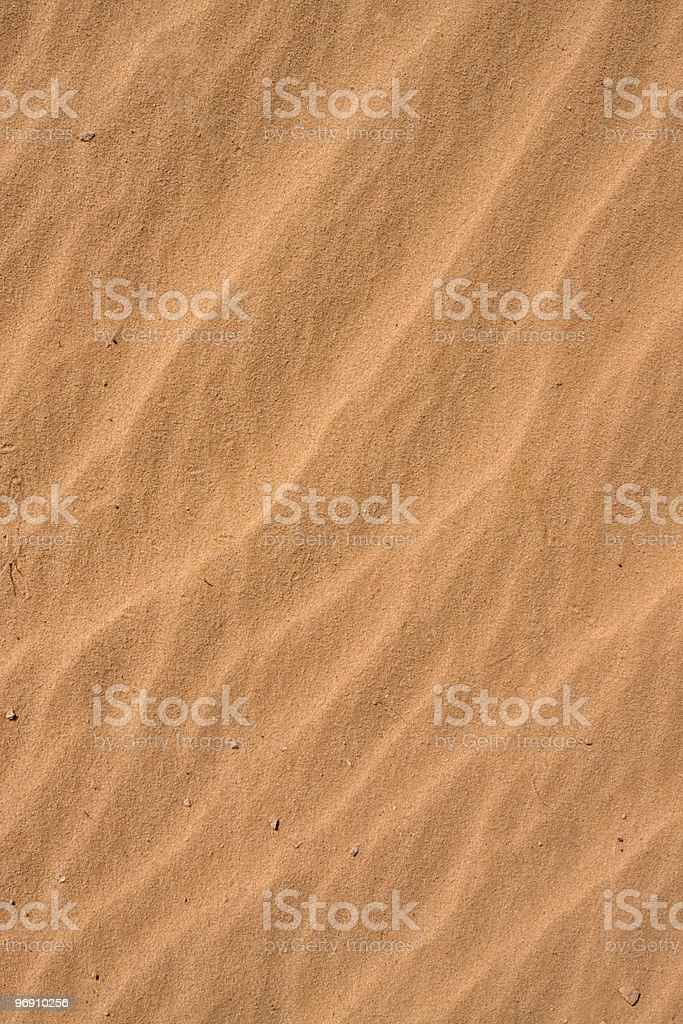Pink sand royalty-free stock photo