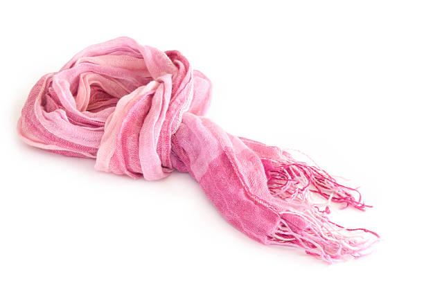 lenço rosa - lenço do pescoço imagens e fotografias de stock