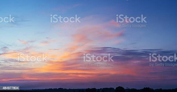 Photo of pink sky