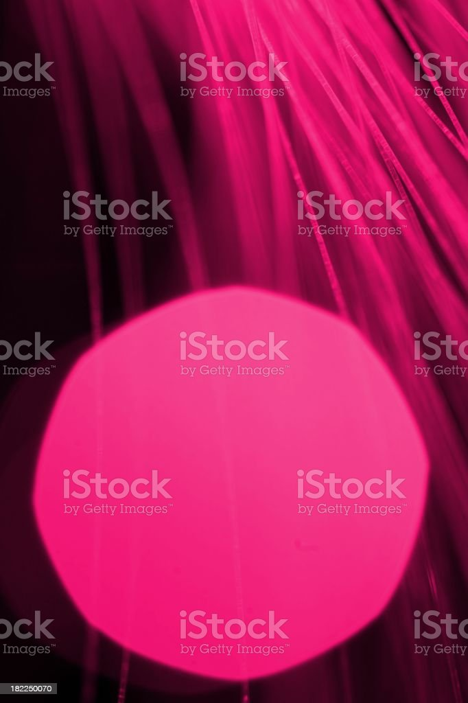 Pink Spotlight Abstract royalty-free stock photo