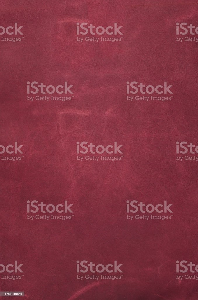 Pink suede royalty-free stock photo
