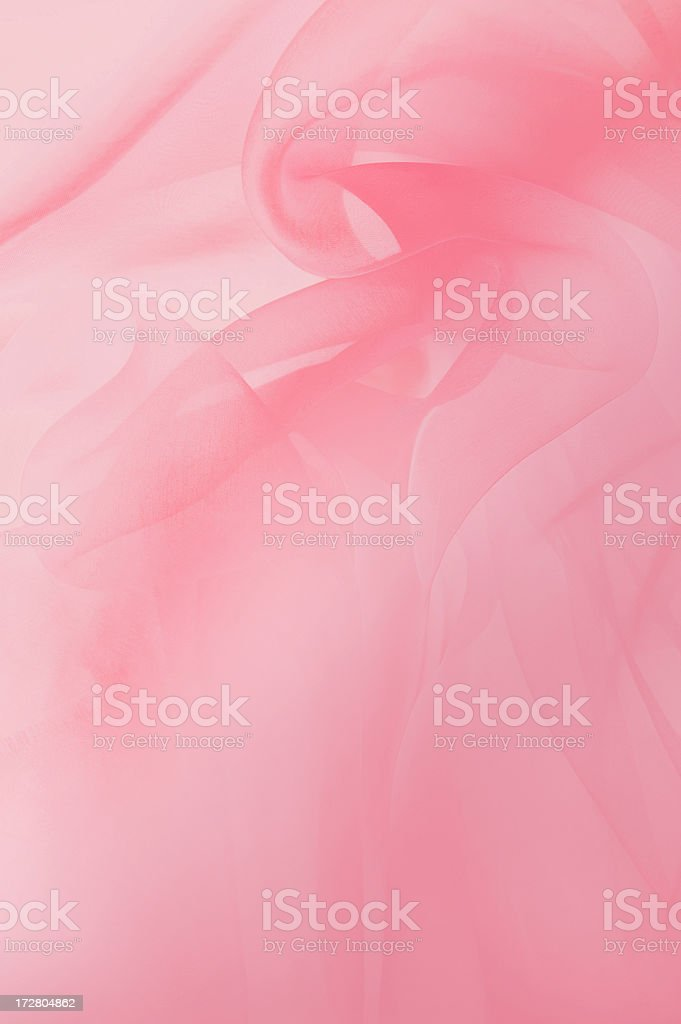 Pink Swirly Abstract Background royalty-free stock photo