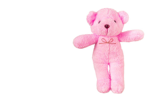 Pink teddy bearisolated on white background with clipping path picture id873260090?b=1&k=6&m=873260090&s=612x612&w=0&h=6u5fzphmamfvd4cxtzcvesin4bpscmgetyvy2r7di1y=