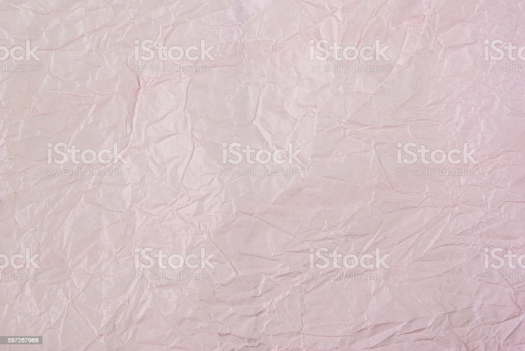 Pink textured paper for flowers royalty-free stock photo