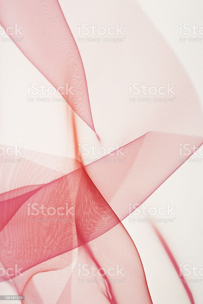 Pink transparent soft background stock photo