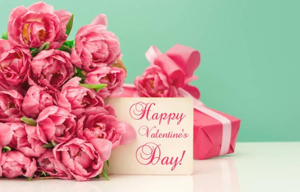 Pink tulips gift greeting card happy valentines day picture id667603278?b=1&k=6&m=667603278&s=612x612&w=0&h=s nnm smkmgzc1s 6xu4ofqhavmmh467uqkhzjrgxb0=