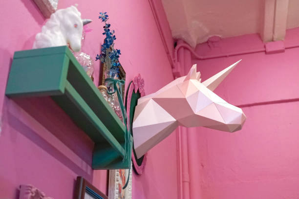 Pink unicorn polygon on a pink wall magical and fantasy interior picture id1197474336?b=1&k=6&m=1197474336&s=612x612&w=0&h=vr   igismeeqon1yoc41nxmiv6v 0nsudpxdjgn rm=