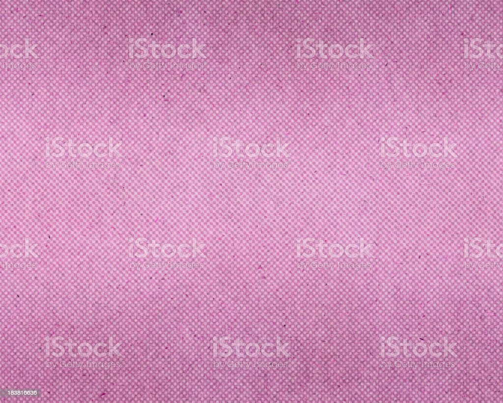 pink vintage paper with halftone stock photo