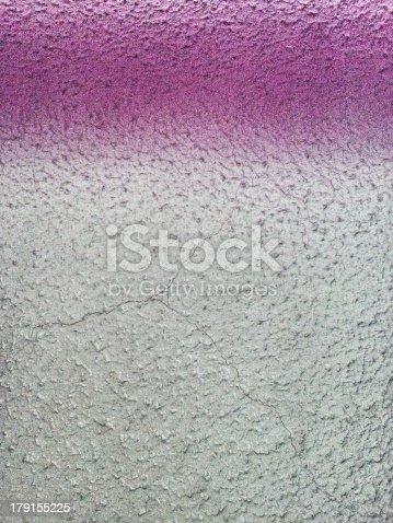 istock Pink wall graffiti 179155225