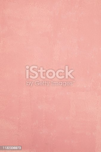 Painted Image,Pink Background, Pink Color, Textured Effect ,Wall