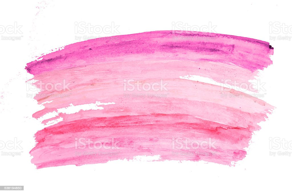 pink  watercolor background stock photo