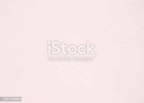 939873258 istock photo Pink white cement texture plastered stucco wall painted fade background. 1041470060