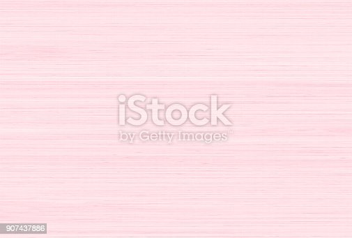 istock Pink wood texture background 907437886
