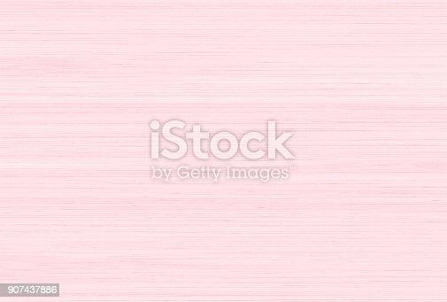 istock Pink wood texture background 907437886