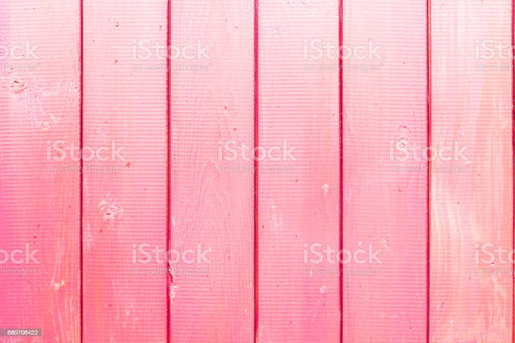 Pink Wood Texture stock photo