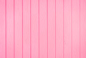 Pink wooden