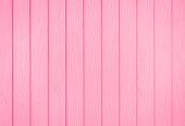 Pink wooden