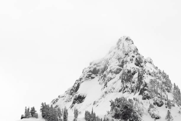 Pinnacle Peak stock photo