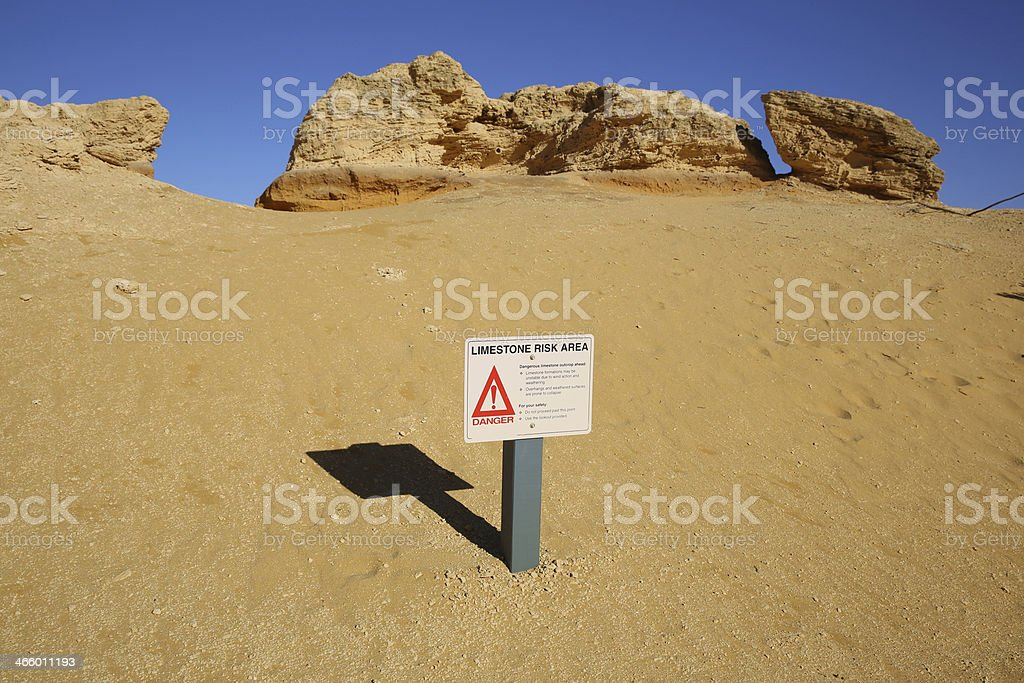 Pinnacles Desert – Foto