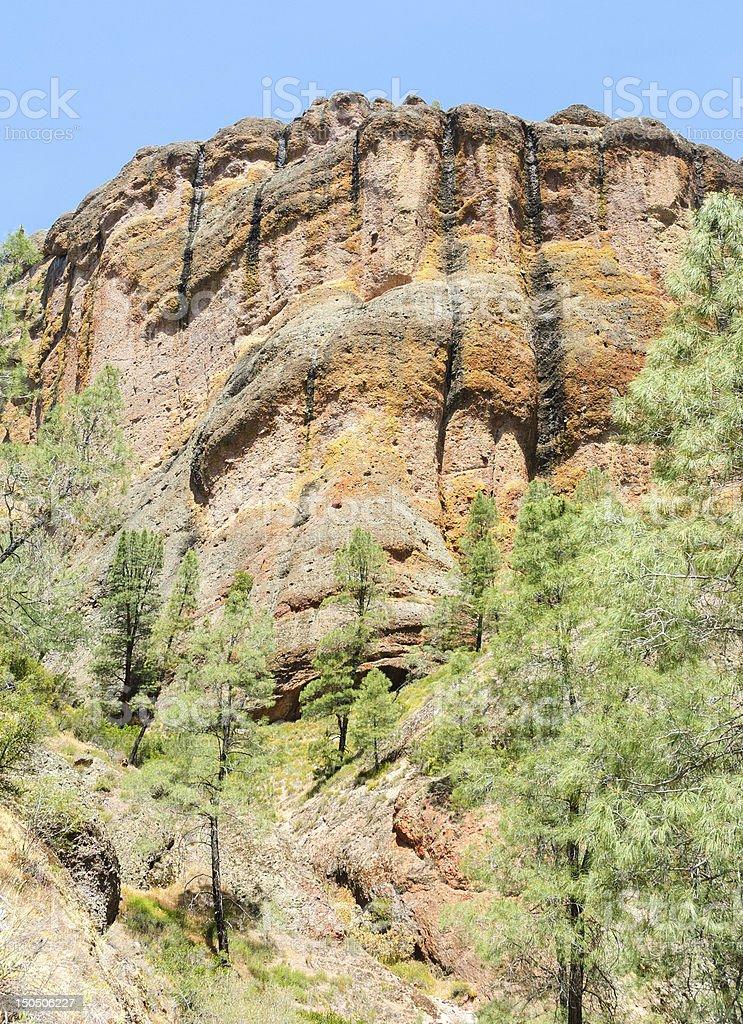 Pinnacles National Monument stock photo