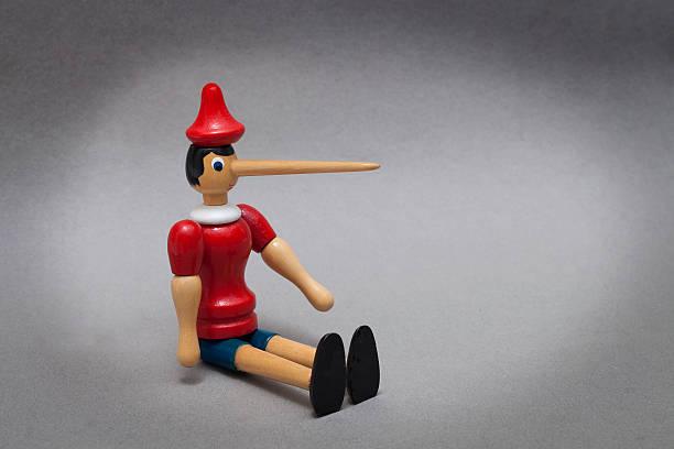 pinocchio liar with big nose pinocchio liar with big nose pinocchio stock pictures, royalty-free photos & images