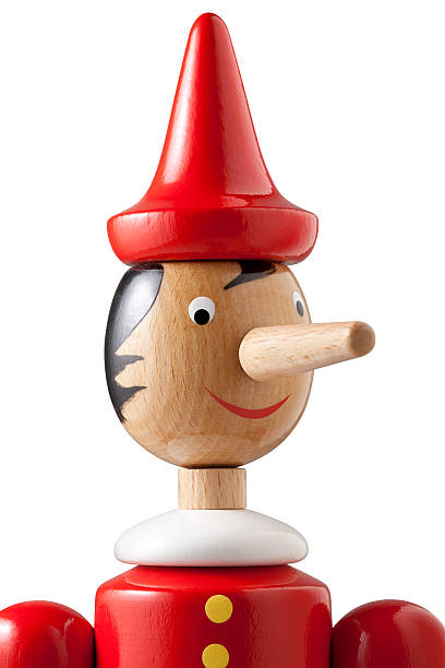 Pinocchio. Pinocchio. Photo with clipping path.Similar photographs from my portfolio: pinocchio stock pictures, royalty-free photos & images