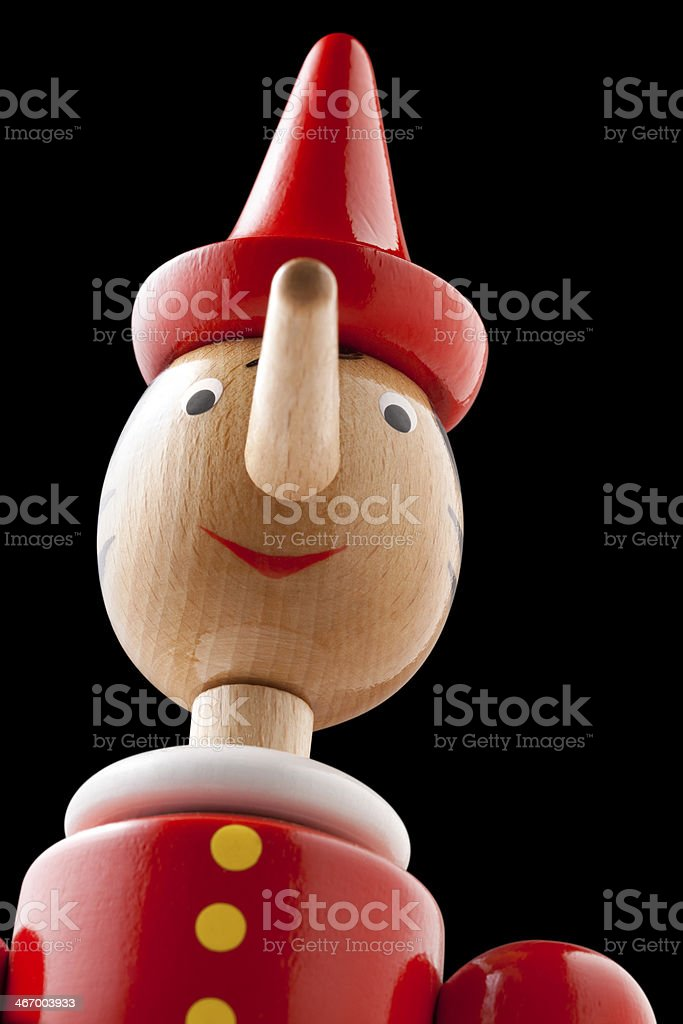 Pinocchio. stock photo