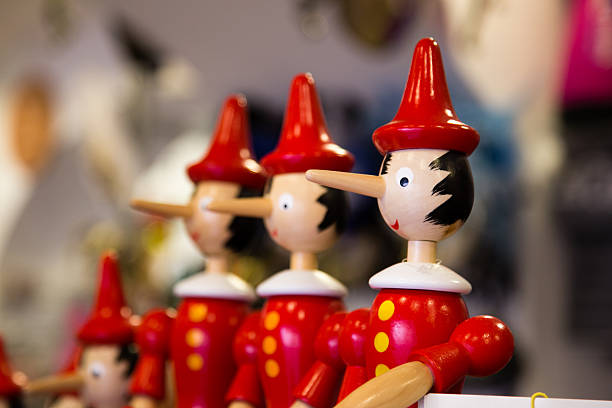 pinocchio superliar Pinocchio, Liar, Dishonesty, Truth, Fairy Tale pinocchio stock pictures, royalty-free photos & images