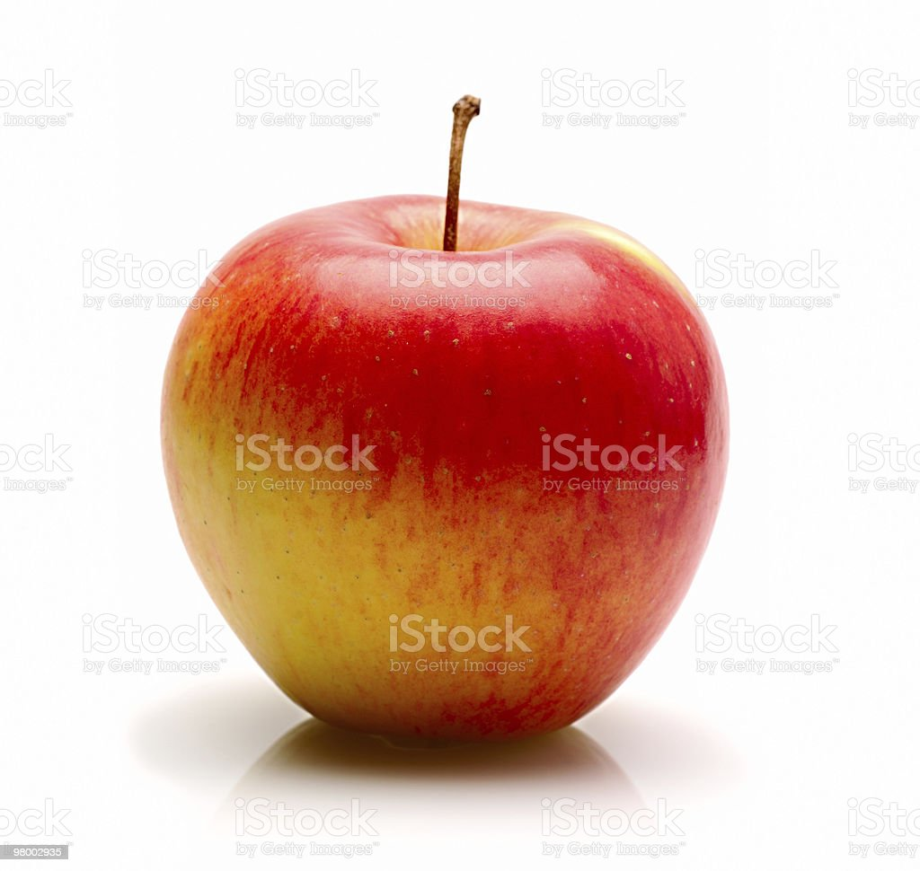 Pinova Apple royalty-free stock photo