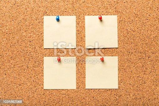 istock Pins. 1034862068