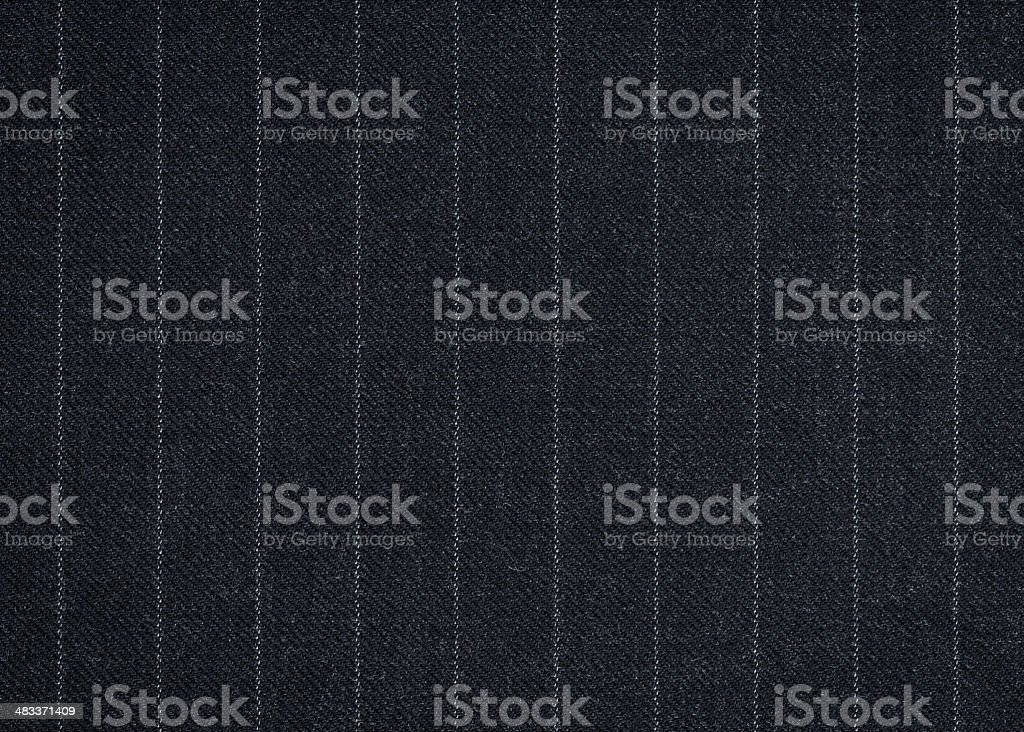 Pinstripe Close Up stock photo