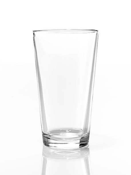 pint glass - beer glass stock photos and pictures