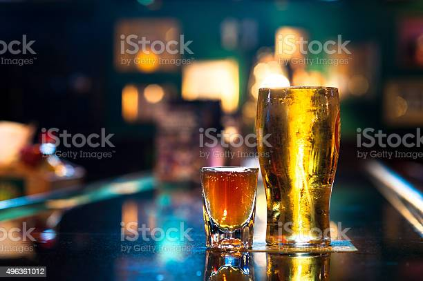 Pint of beer and shot of whiskey on bar picture id496361012?b=1&k=6&m=496361012&s=612x612&h=m97i5ia36e45sxibdzvxo488pdpntaawtcvwzvz3aqs=