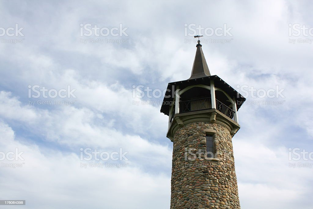 Pioneer Tower (Kitchener, Ontario) stock photo