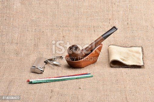 Pipe - Smoking Pipe, Tobacco